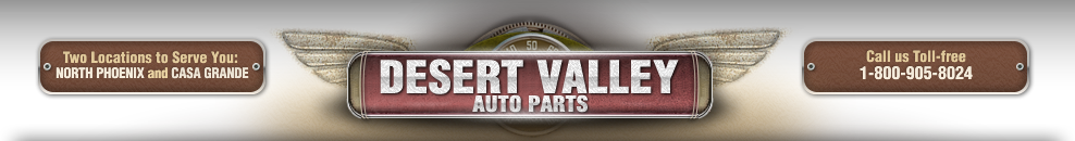 Desert Valley Auto Parts