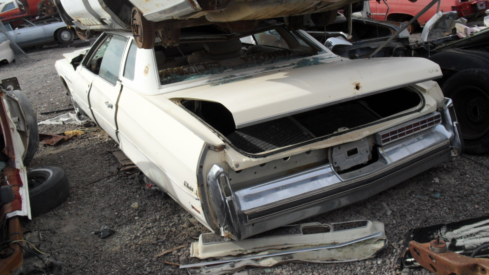 Sam on 1976 Buick Electra For Sale