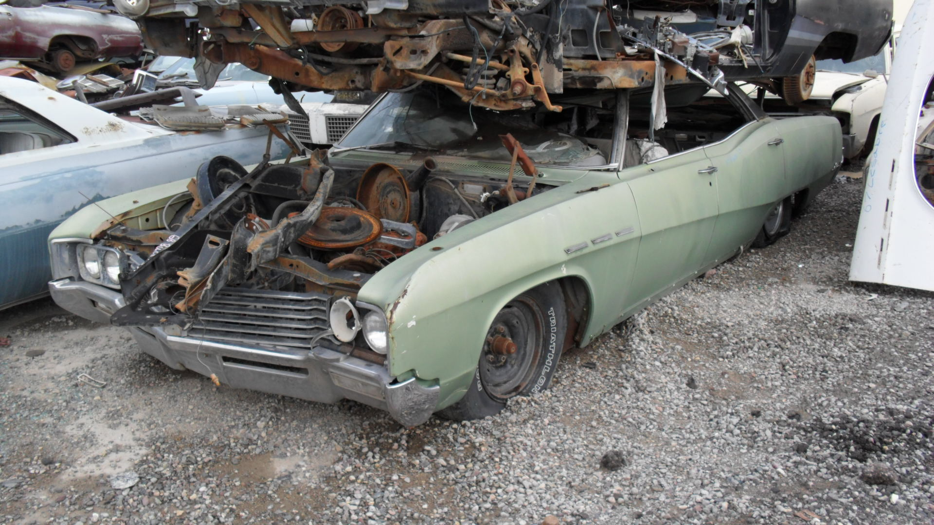 item window new sale for full sold and july buick in lesabre size vehicles auction