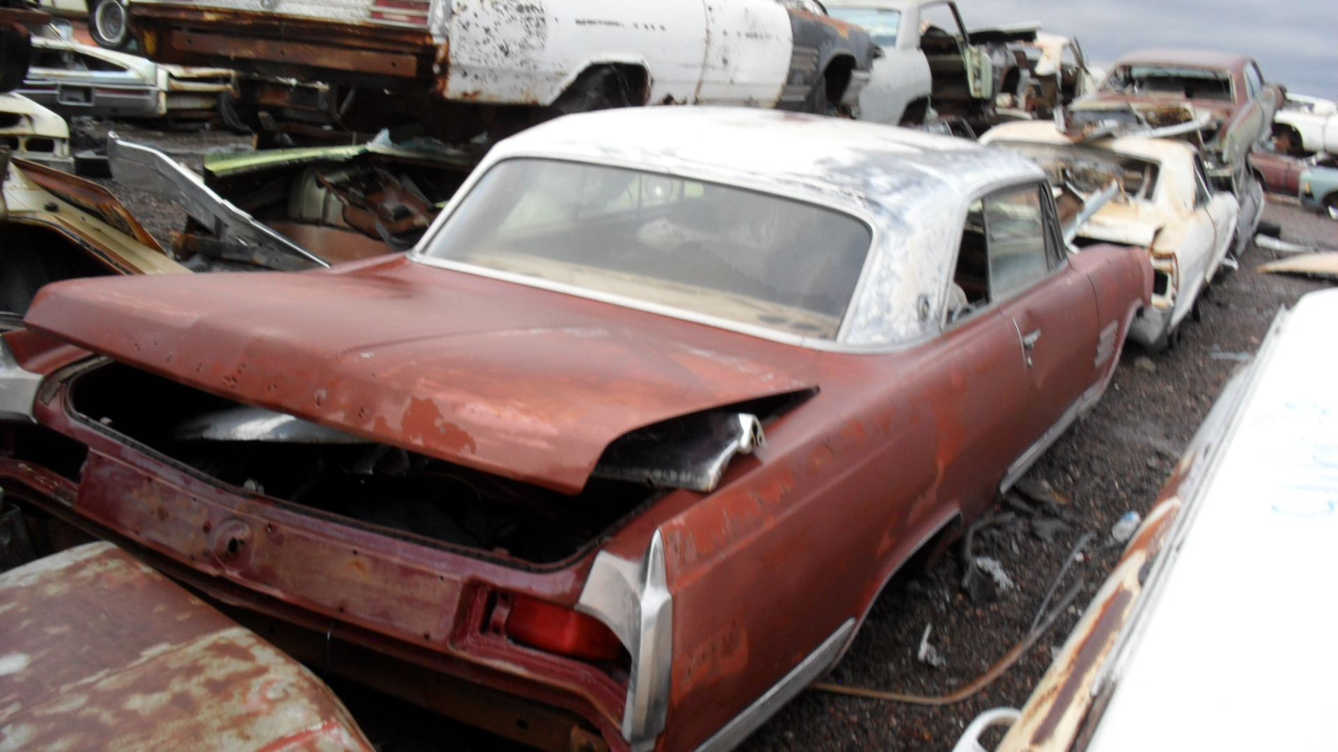 1964 Buick Wildcat (#64BU2846D) | Desert Valley Auto Parts