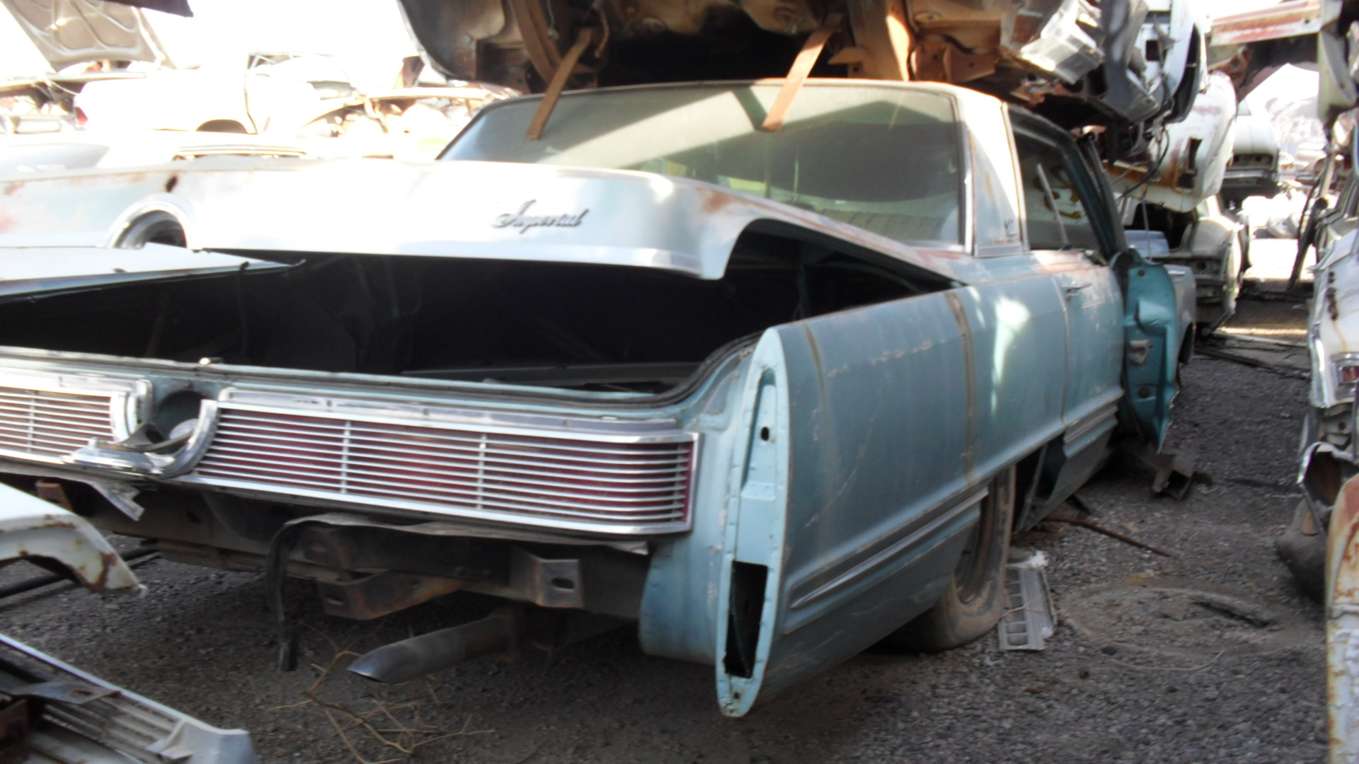 1967 Chrysler Imperial (#67CR9563D) | Desert Valley Auto Parts