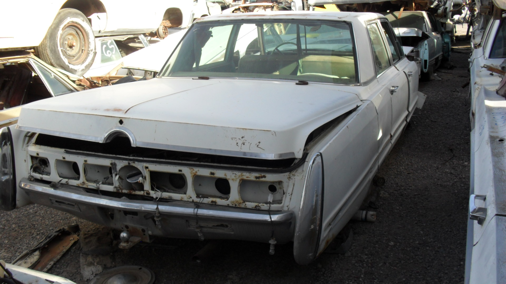 1967 Chrysler Imperial (#67CR6829D) | Desert Valley Auto Parts