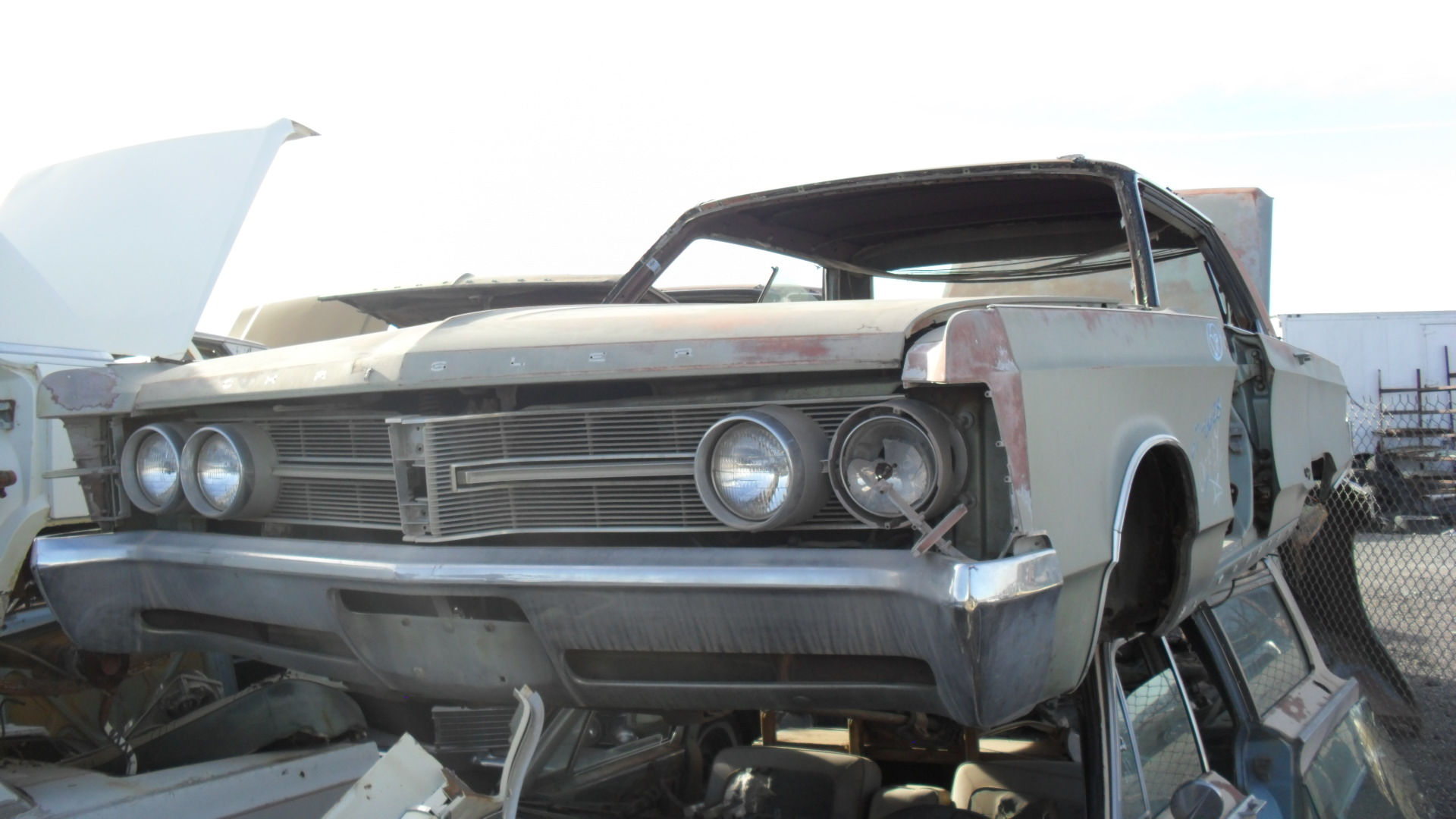 1967 Chrysler New Yorker (#67CR6628D) | Desert Valley Auto ...