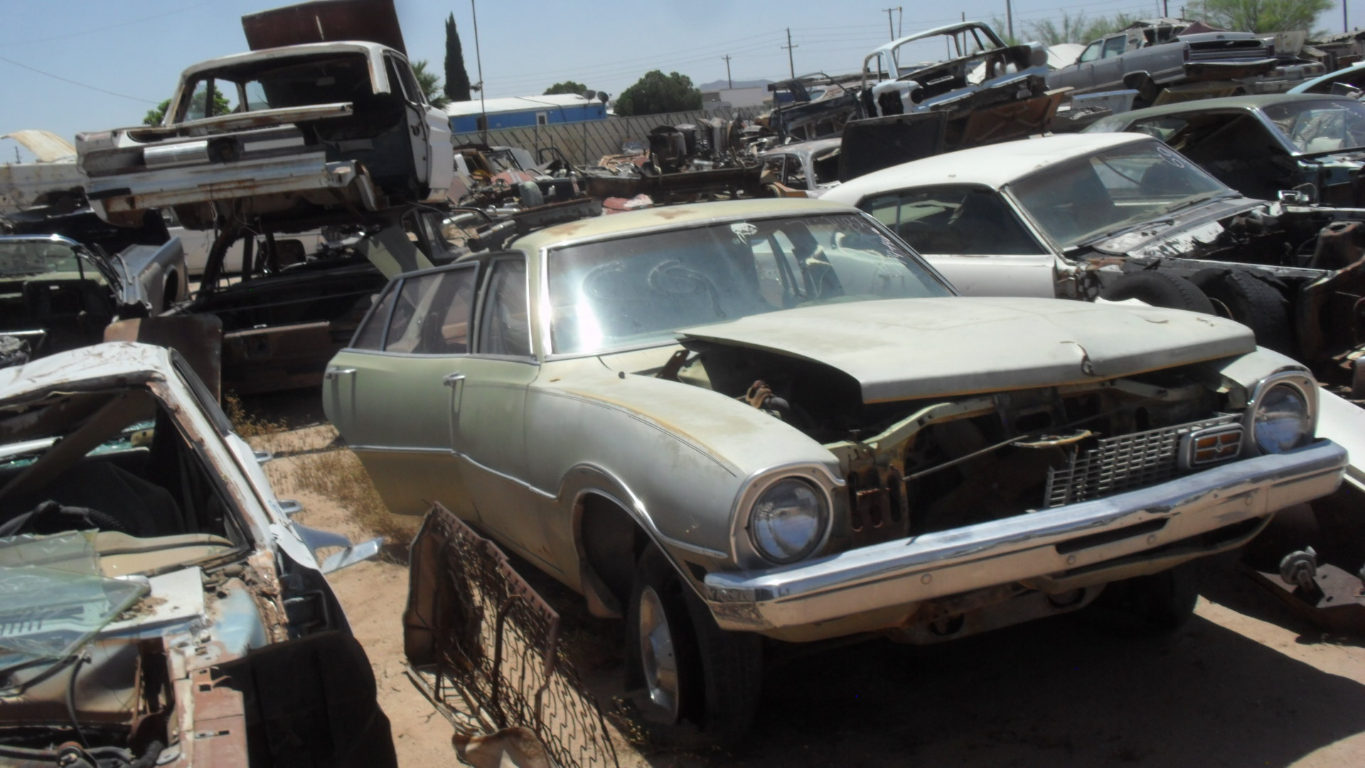 1974 Ford Maverick (#74FO1482C) | Desert Valley Auto Parts