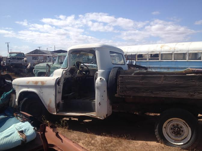 1957 Chevy-Truck 1/2 (#57CT9207C) | Desert Valley Auto Parts