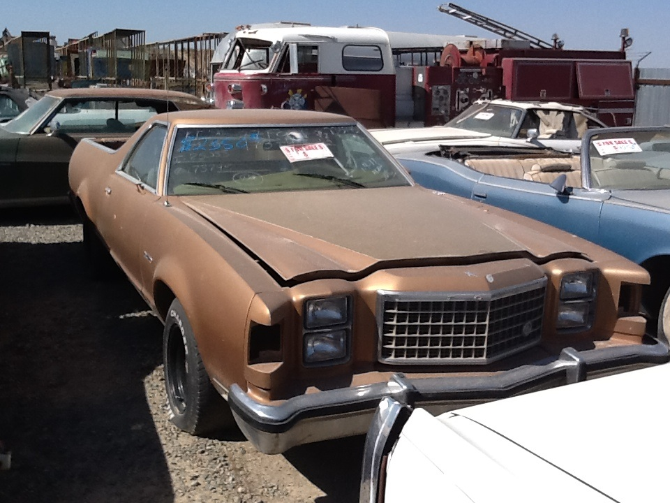 1972 Ford Ranchero Project For Sale | Autos Post