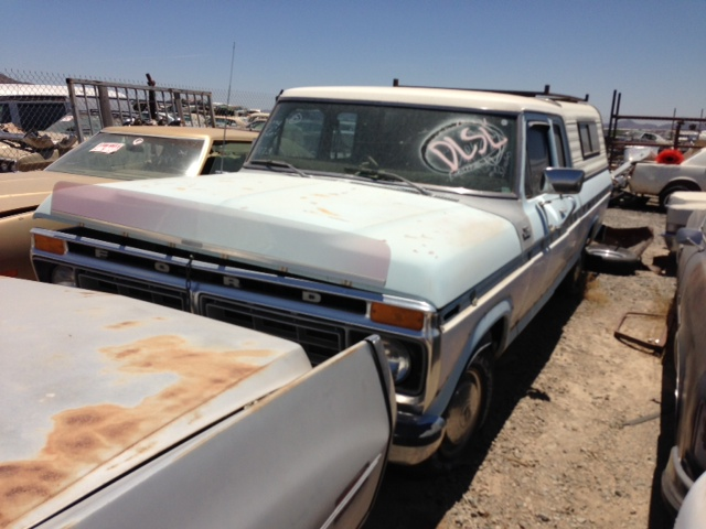 1977 Ford-Truck 1/2
