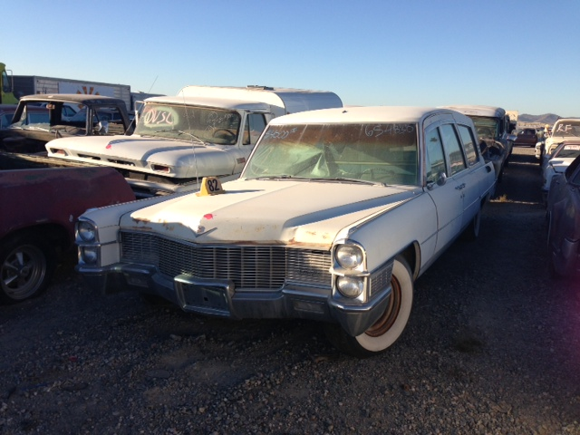 Cadillac Hearse Parts For Sale