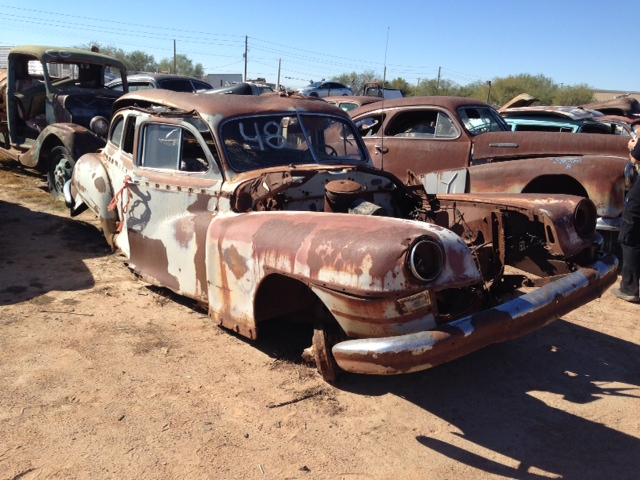 1948 Chrysler Windsor 48crnv19c Desert Valley Auto Parts