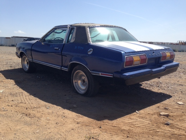 1976 Ford Mustang (#76FO9557D) | Desert Valley Auto Parts