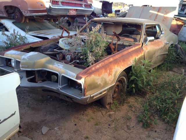 1970 Ford Thunderbird 70fo9779b Desert Valley Auto Parts