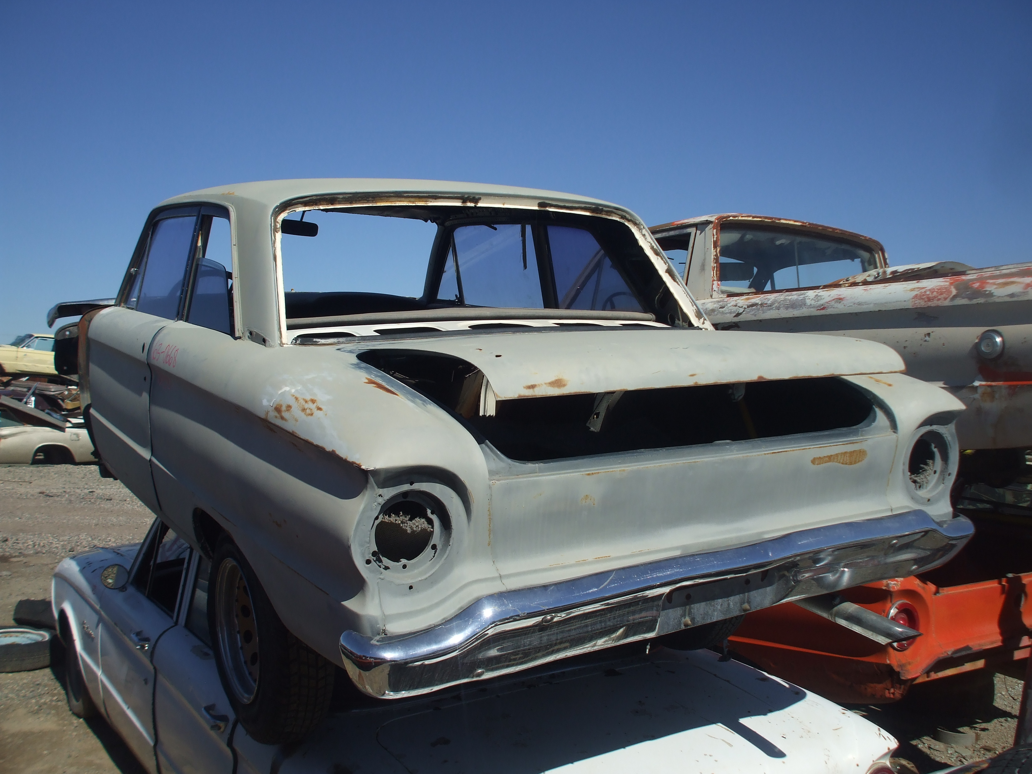 ford falcon fod desert valley auto parts