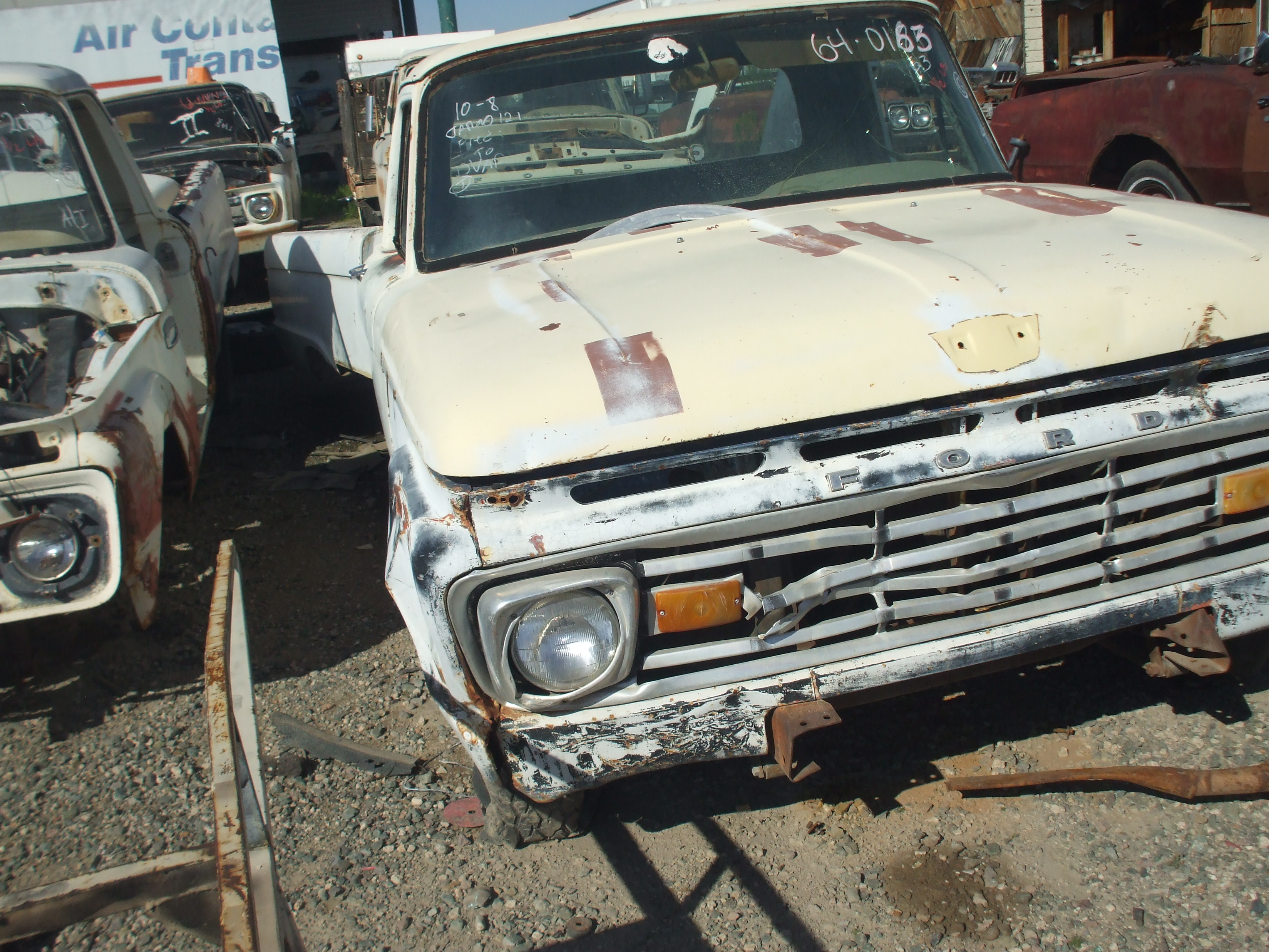 1964 Ford F100 (#64FO0163D) | Desert Valley Auto Parts - photo#21