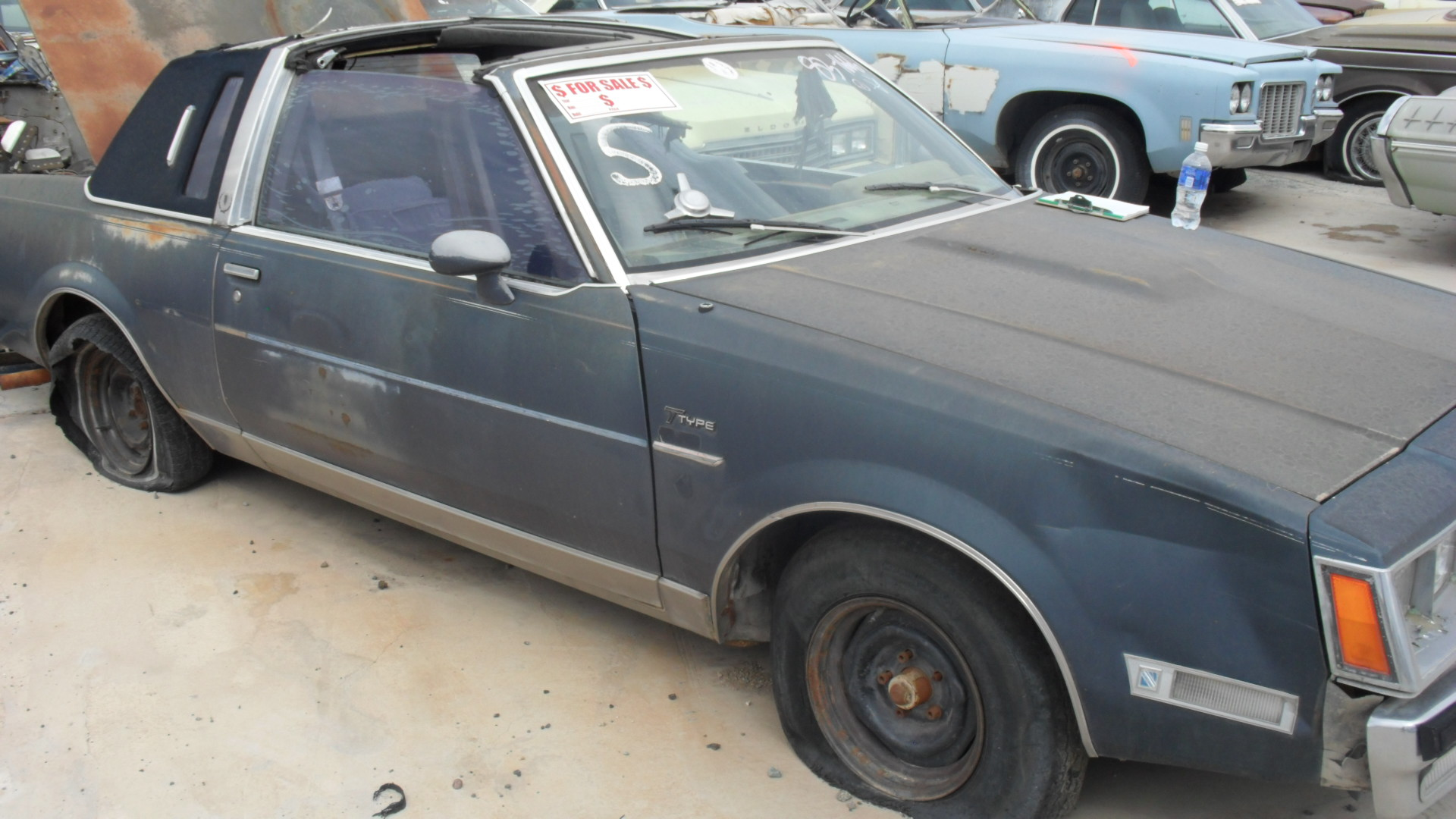 1983 Buick Regal Turbo T Top 83bu1666d Desert Valley