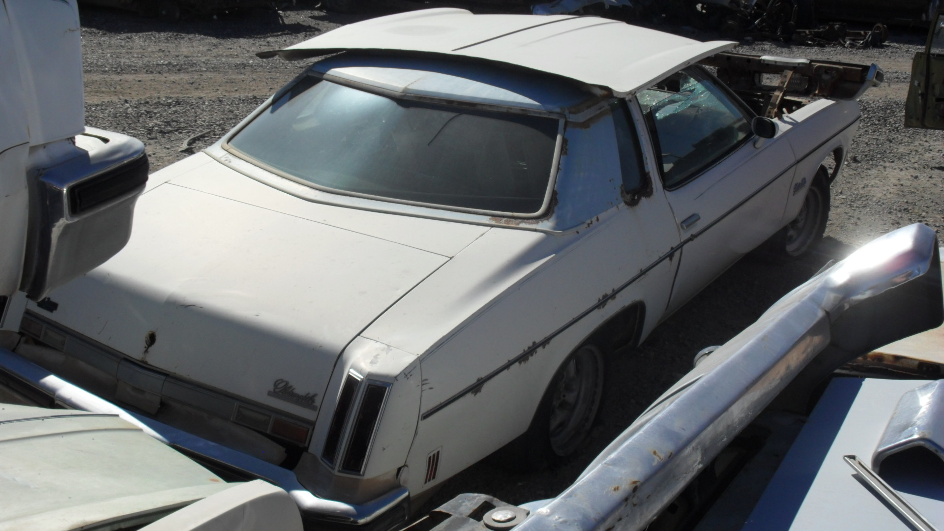 1974 oldsmobile cutlass 74ol1245d desert valley auto for 74 cutlass salon