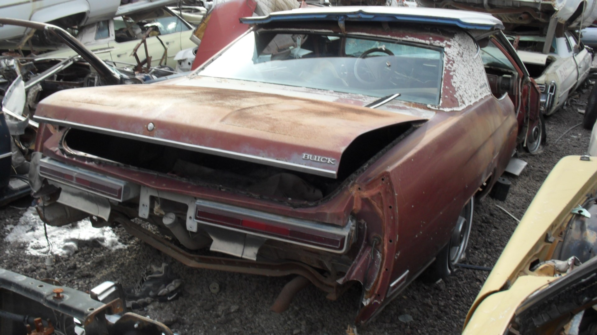 1974 Buick LeSabre (#74BU7884D) | Desert Valley Auto Parts
