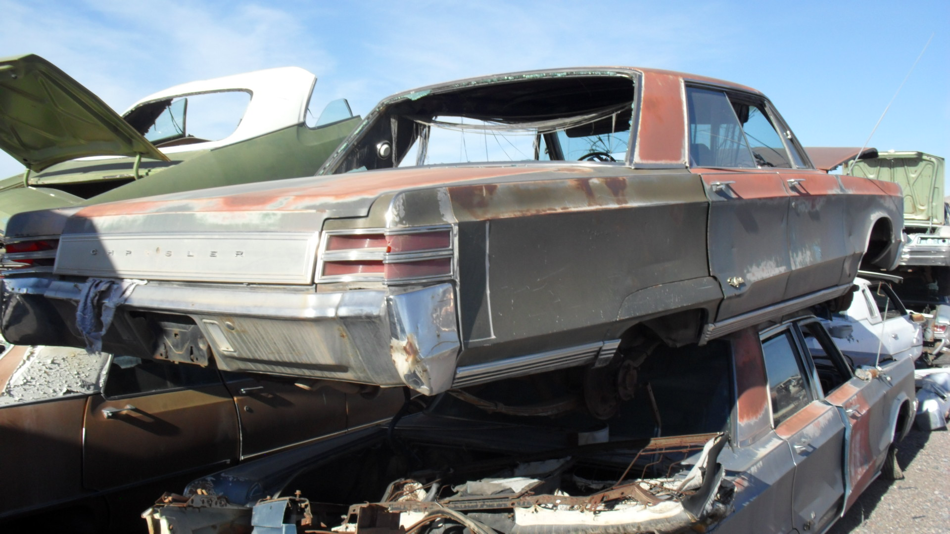 1967 Chrysler New Yorker (#67CR3814D) | Desert Valley Auto ...