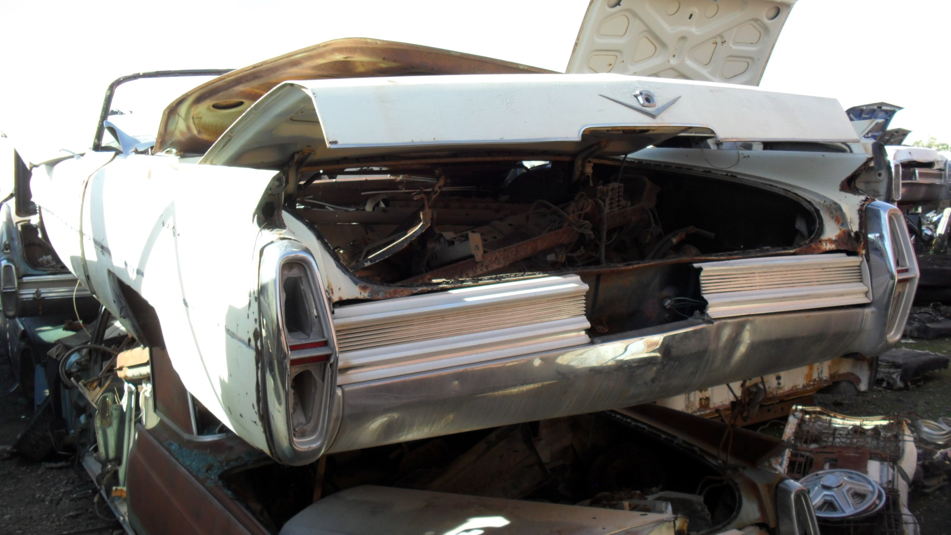 1964 Cadillac Coupe DeVille (#64CA1524D) | Desert Valley ...