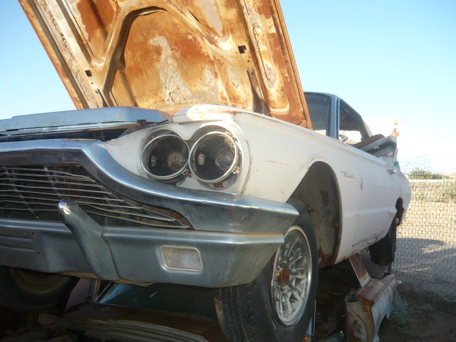 1964 Ford Thunderbird 64fonv13c Desert Valley Auto Parts