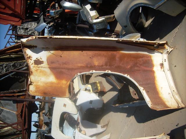 1967 Ford Galaxie Passenger Front Fender (#1123B)