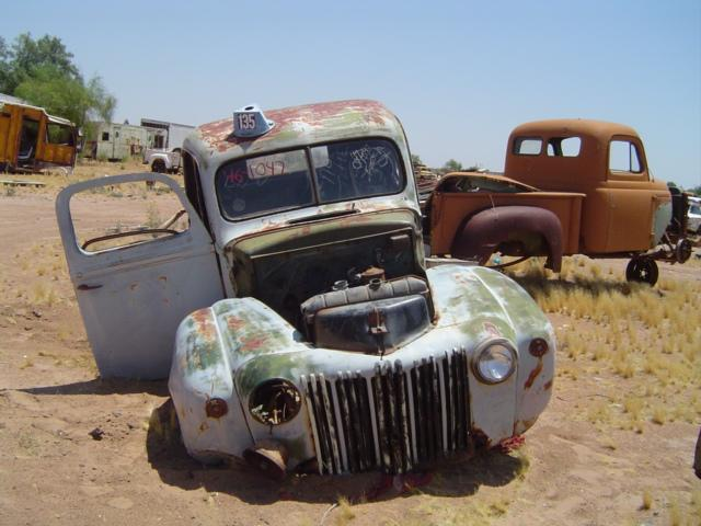 1946 Ford-Truck Ford Truck (#46FT1047C) | Desert Valley Auto Parts