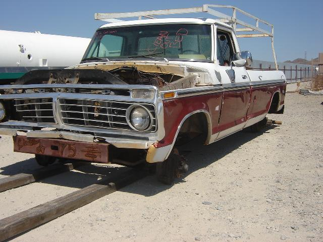 Ford Dump Truck Parts