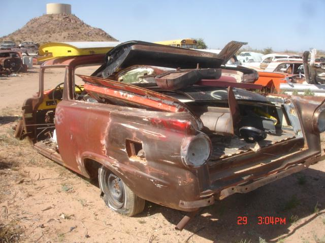 1957 ford ranchero 57fo8764c desert valley auto parts. Black Bedroom Furniture Sets. Home Design Ideas