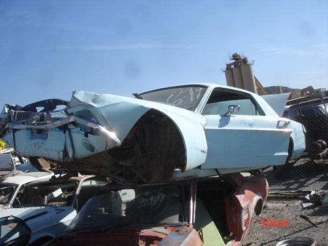 1967 Ford Mustang (#67FO1398D)