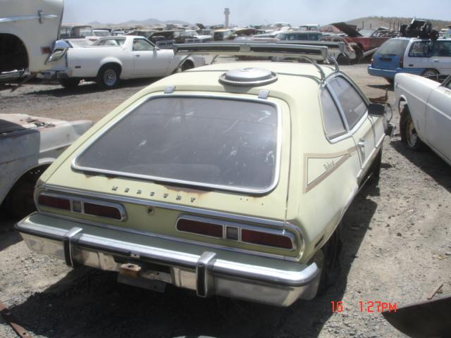 1977 Ford Mercury 77fo3096d Desert Valley Auto Parts