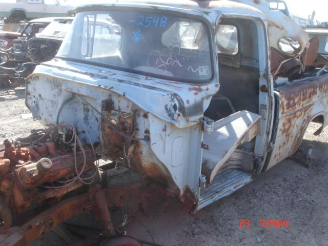 Dodge Truck Parts >> 1956 Dodge Truck Dodge 562548c Desert Valley Auto Parts