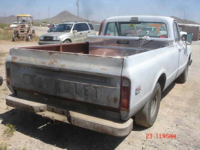 1971 Chevy-Truck C10 (#711663D) | Desert Valley Auto Parts