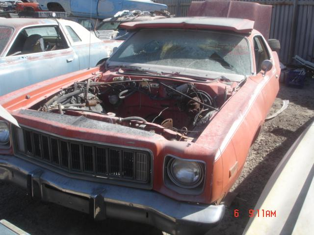 Road Runner Auto Sales >> 1975 Plymouth Road Runner (#75PL3186D) | Desert Valley Auto Parts