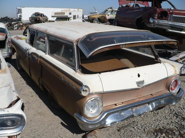 1959 Ford Country Squire 59FO4344C Desert Valley Auto