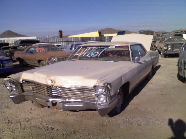 1967 cadillac deville 67ca3308d desert valley auto parts. Black Bedroom Furniture Sets. Home Design Ideas
