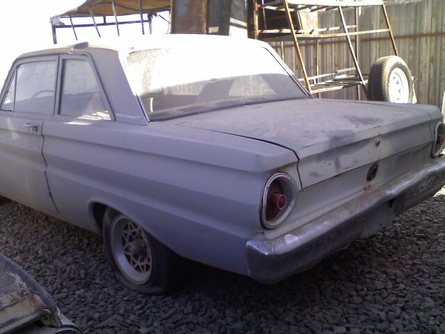 Kings Auto Parts >> 1964 Ford Falcon (#64FO4175D) | Desert Valley Auto Parts