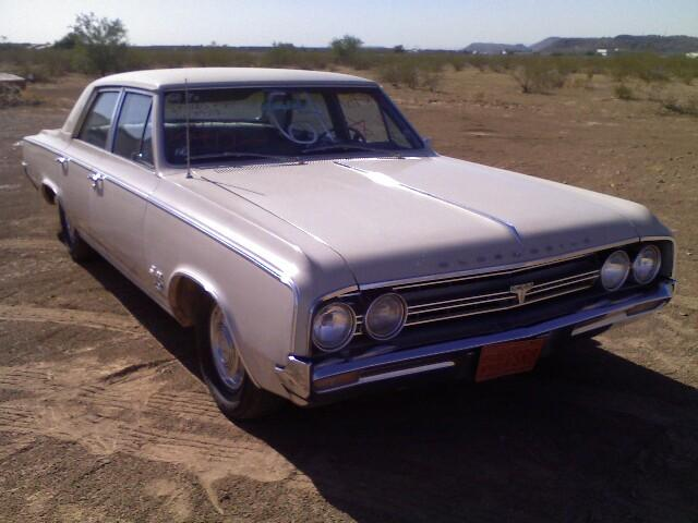 1964 Oldsmobile F85 64ol8927d Desert Valley Auto Parts