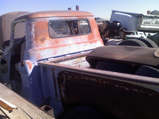 1956 Chevy-Truck 1/2 (#56CT3558C) | Desert Valley Auto Parts