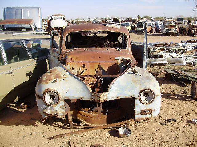 1948 Plymouth Deluxe 48pl0338c Desert Valley Auto Parts