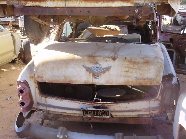 1955 dodge coronet 55dg9122c desert valley auto parts for 1955 dodge coronet 4 door