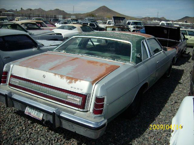 Kings Auto Body >> 1978 Ford LTD (#78FO9459D) | Desert Valley Auto Parts