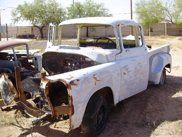 Dodge Truck Parts >> 1957 Dodge Truck Dodge 57dt0749c Desert Valley Auto Parts