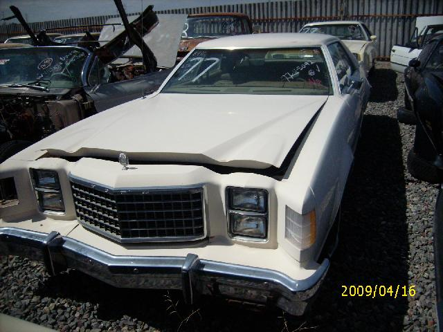 1977 Ford Ltd Ii 77fo5092r Desert Valley Auto Parts