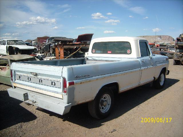 Buick T Type Parts - 1970 Ford-Truck F150 (#703385D) | Desert Valley Auto Parts