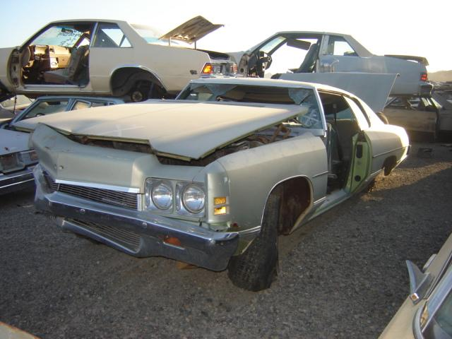 1972 Chevy For Sale >> 1972 Chevrolet Caprice (#72CH0794D) | Desert Valley Auto Parts