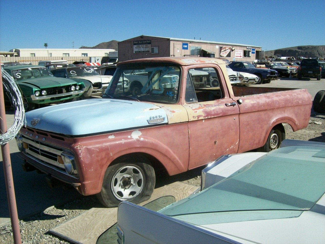 94 1961 Truck Customer Submitted Pictures Of 1960 1966 Chevy Ford Dump 1 2