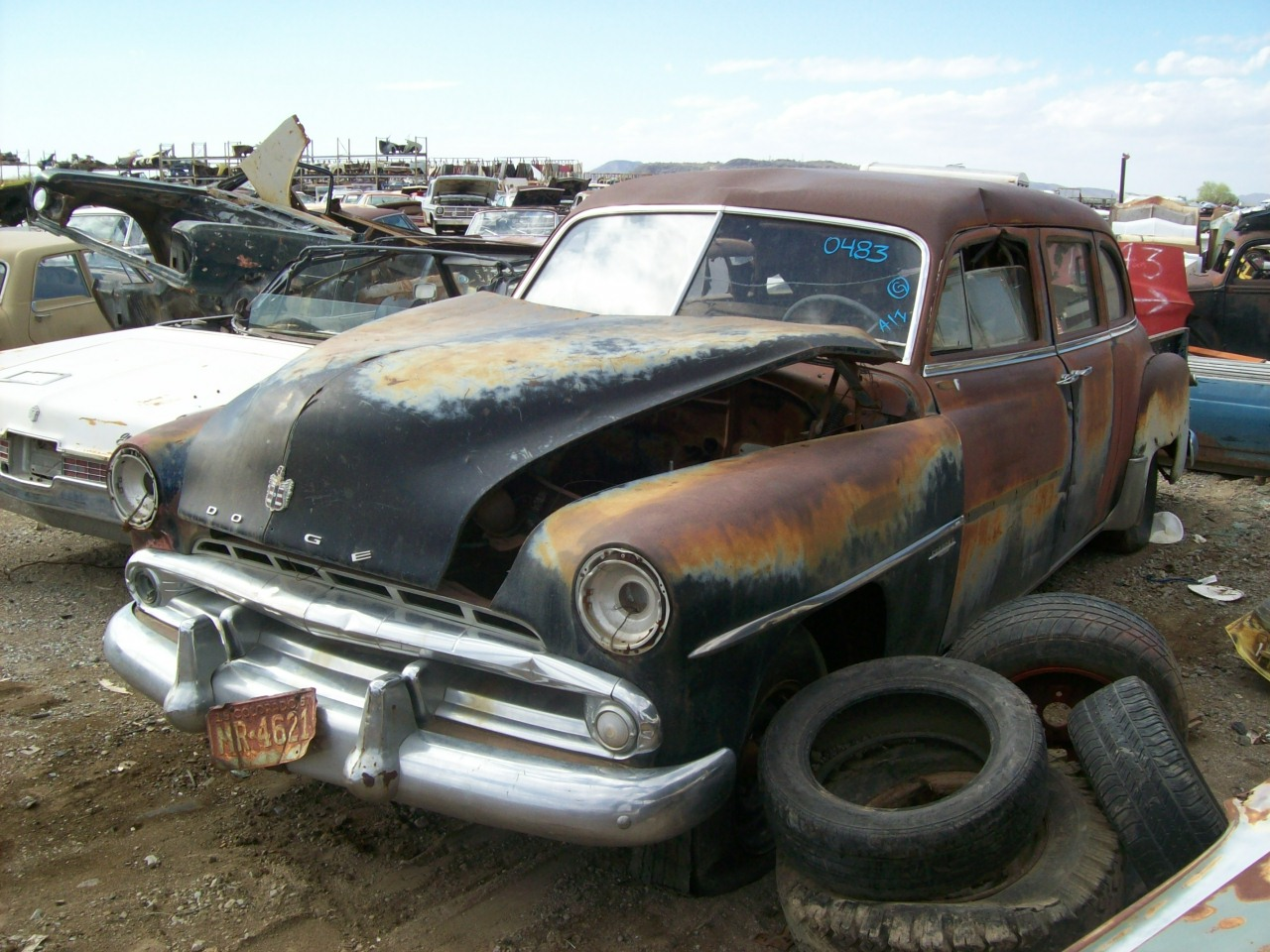 Search Results Desert Valley Auto Parts 1949 Dodge Coronet 2 Door 1950 Limo 50do0483d