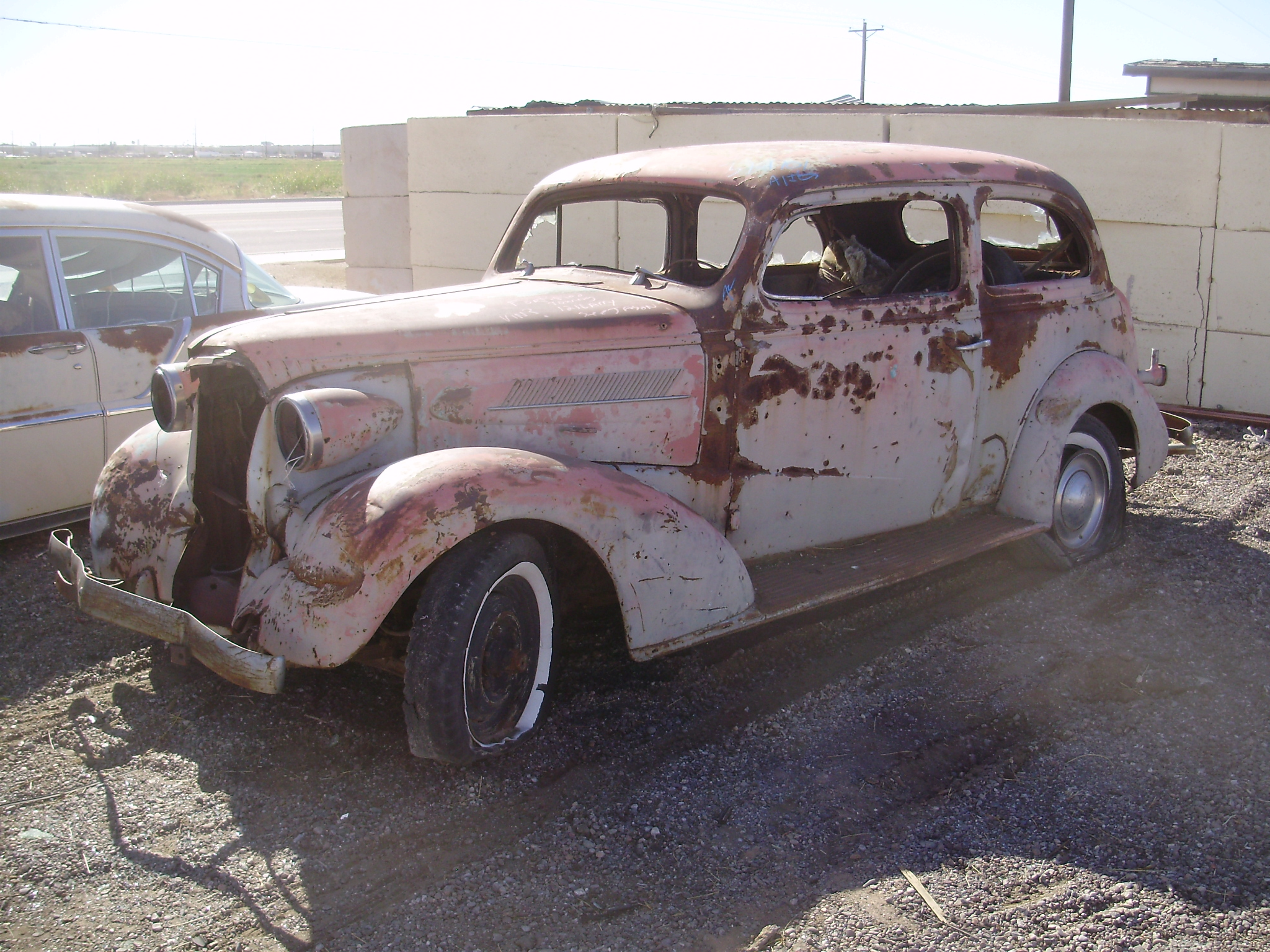 1937 Chevrolet Deluxe (#37CH1701C) | Desert Valley Auto Parts