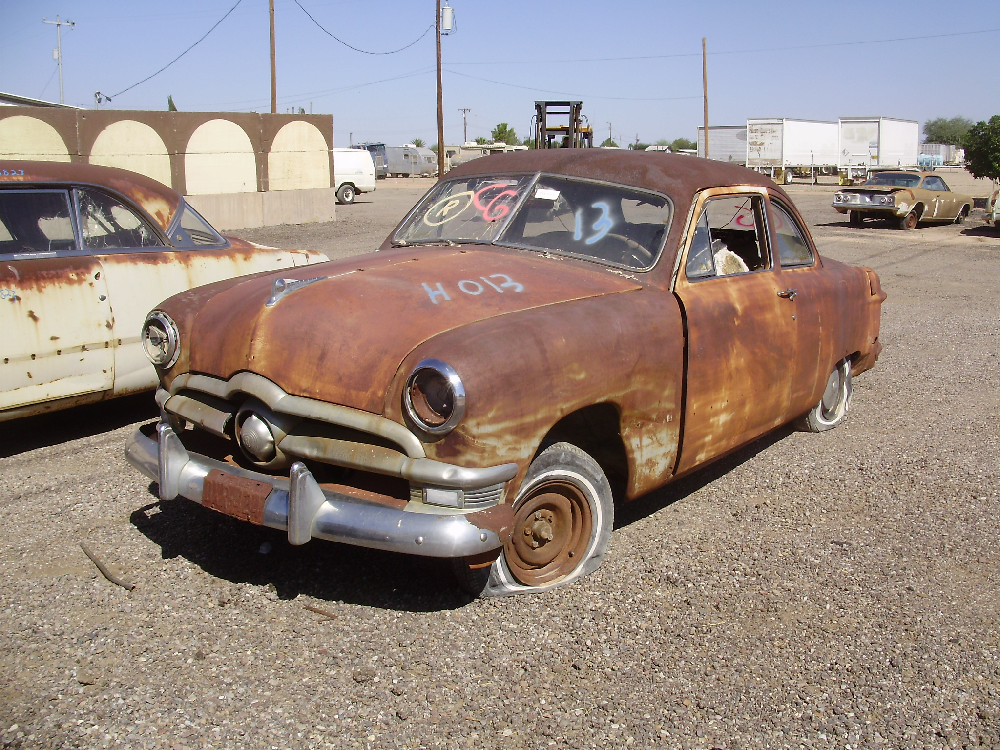 1950 Ford Coupe (#50FO5815C) | Desert Valley Auto Parts1950s Cars Ford
