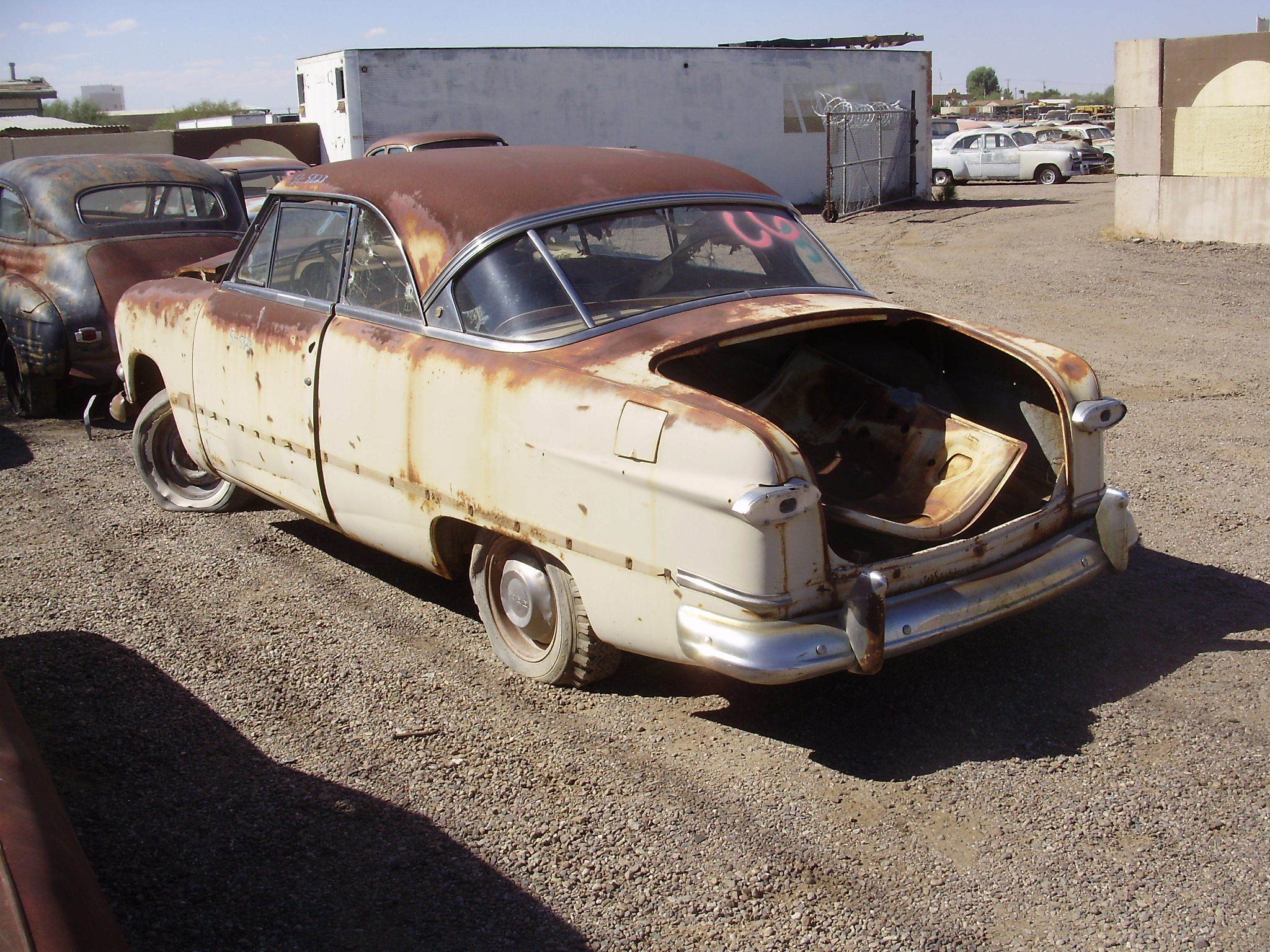 1951 Ford Ford Car (#51FO5823C) | Desert Valley Auto Parts - photo#8