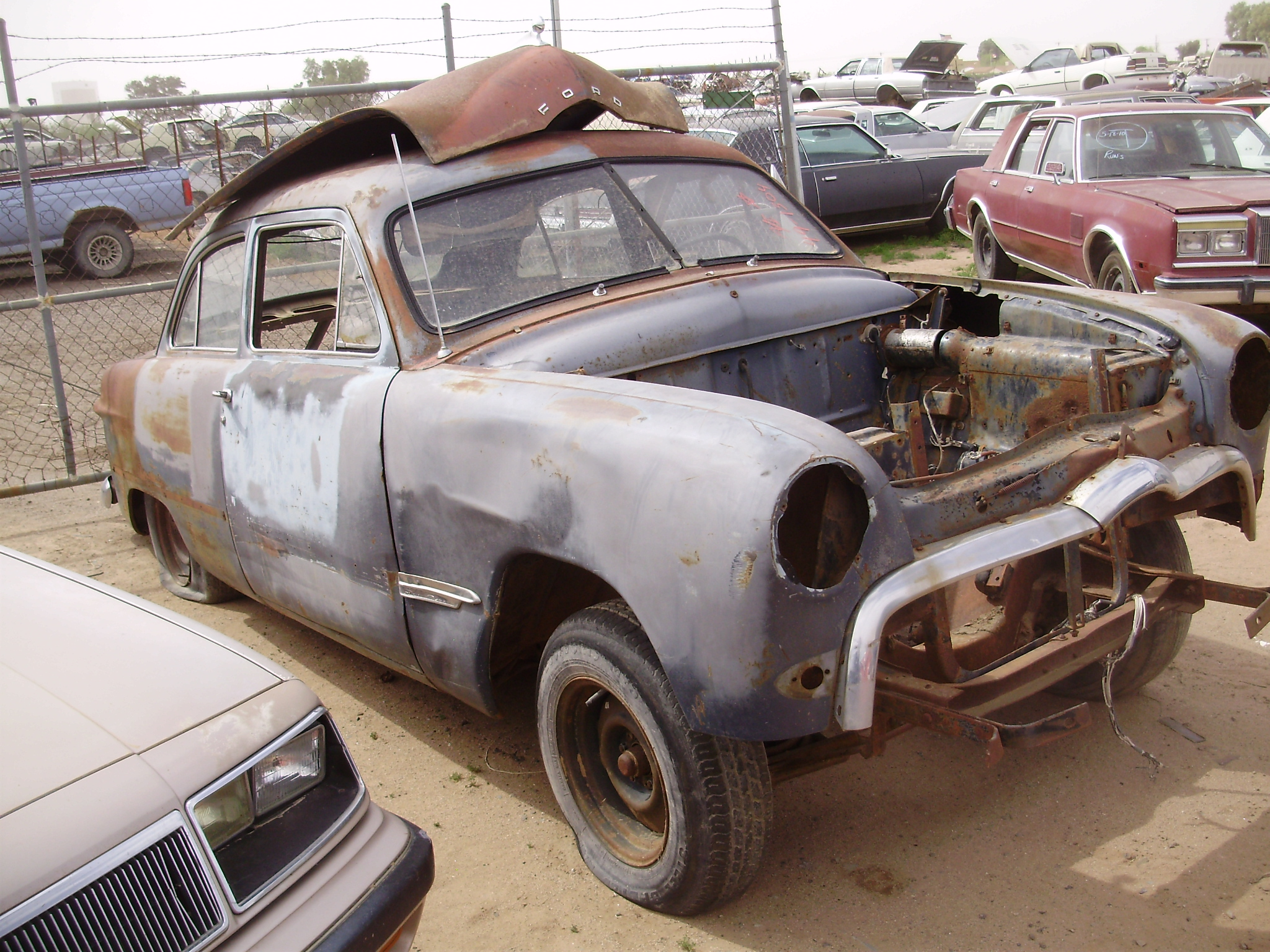 1949 Ford Ford Car (#49FO1309C) | Desert Valley Auto Parts - photo#2